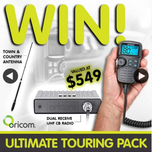 4wd TV – Win this Off Road Uhf Kit Worth $549?