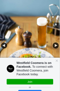 Westfield Coomera – Win Lunch for 2 at The Bavarian
