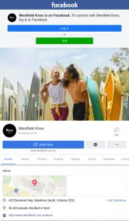 Westfield Knox – Win a $50 Bavarian Voucher