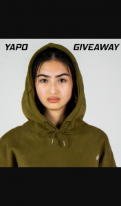 @yapo_clothing monthly giveaway – Announced 15/02/2020.