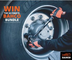 Bahco – Win 1 of 5 Bahco bundle prize packs