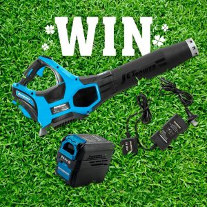 Bushranger Power Equipment – Win a 36V Blower Kit