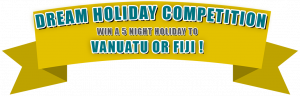 JR Prosperity Partners – Win a holiday to Vanuatu or Fiji valued at $5,000