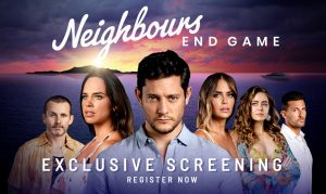 Network Ten – Neighbours 35th Anniversary Screening – Win 1 of 60 double tickets to the Event in Melbourne AND 1 of 100 double tickets to the Event in Perth