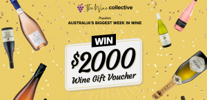 The Wine Collective – Win a $2,000 voucher for The Wine Collective