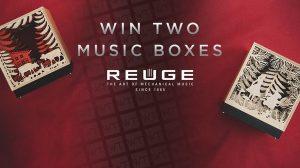 WorldTempus – Win 2 music boxes
