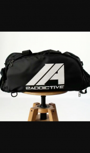 2Addictive Clothing – Win One of Our New 2adv Sports Bags 2adv 2tone Tank(male) Or 2adv Luna Crop Tee(female) Each