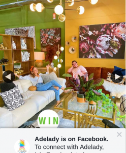 Adelady – Win a $500 Voucher to Share With a Friend at Matt Blatt Furniture Adelaide