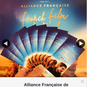 Alliance Francaise de Brisbane – Win One of Those