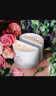 Aromatherapy Co – Win 1 of 5 Candle Packs