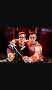 AussieTheatre – Win a Double Pass to See Potted Potter Sydney