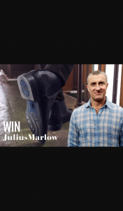 3AW – Win a Pair of Julius Marlow Shoes