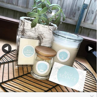 Blu Scents – These Goodies