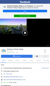 Brisbane Holiday Village – Win a Special Edition Monopoly Board
