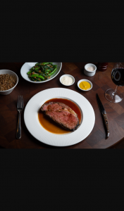 Broadsheet – Win a Feast With Drinks for You and a Friend at The Cut (prize valued at $600)