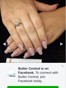 Butler Central – Win One of Two $100 Forever New Nails Vouchers (prize valued at $200)
