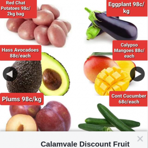 Calamvale Discount Fruit Barn – Win a $60 Fruit and Veg Voucher