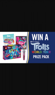 Channel 7 – Sunrise – Win a Trolls World Tour Merchandise Pack