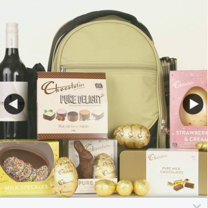 Chocolatier 1 of 2 Hampers and chocolate closes 9am – Competition (prize valued at $200)