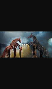 Community News – Win 1 of 10 Double Passes to War Horse Performing at Crown Theatre 730pm Wednesday 25th March 2020