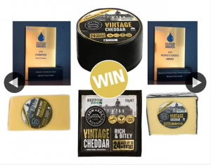 Cosi Andrew Costello – Win a Beston Cheese Hamper??