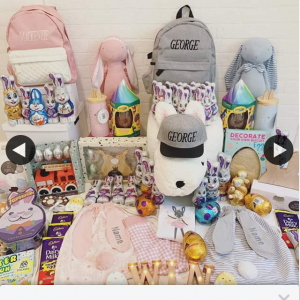 CRUZ CO – Win this Awesome Easter Hamper..