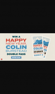 Dendy Cinemas – Win a Double Pass