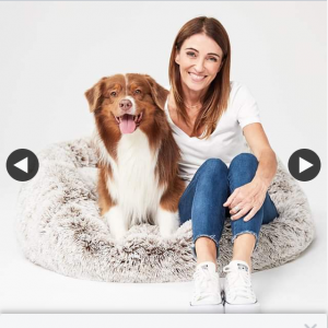 Dr Katrina – Win a Snooza Soothing and Calming Cuddler Pet Bed