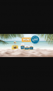 Ethical Nutrients – Win a Travel Set Worth $2500 Every Week (travel Voucher and Luggage Set). (prize valued at $2,000)