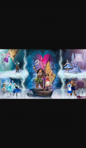 Families Magazine Brisbane – Win One of Three Prizes Consisting of a Merchandise Pack and 4 X A-Reserve Tickets to Disney on Ice Presents Dare to Dream at The Brisbane Entertainment Centre on Friday June 26 at 530pm