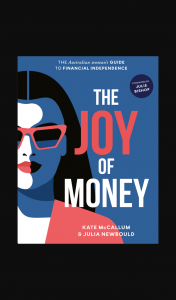 Female – Win One of 5 X The Joy of Money Books Valued at $29.99 Each (prize valued at $29.99)