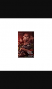 Film Focus – Tickets to a Quiet Place