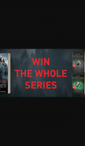 Hachette – All 8 Books In The Witcher