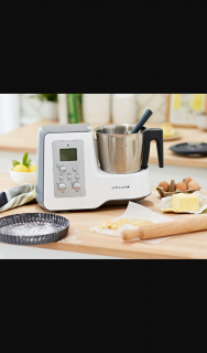 Harris Scarfewin an Intelli Kitchen Master – Competition (prize valued at $600)