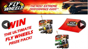 Headstart Toys – Win a Fly Wheels Prize Pack