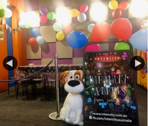 Intencity Morayfield – Win a Giant Max Plush Must Collect