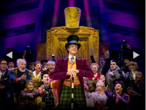 Logan Central Plaza – Win 2 Qpac Tickets to Charlie & The Chocolate Factory