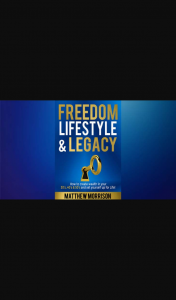 Money Magazine – Win One of 10 Copies Freedom Lifestyle and Legacy