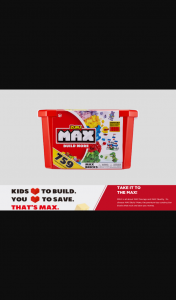 Mouths of Mums – Win 1 of 3 Max Build Prize Packs