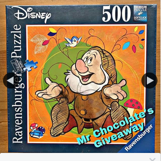 Mr Chocolate's Travels – Win this Puzzle Comment With What You Will Be Doing In Isolation