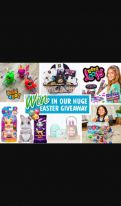 Mum Central – Win Them Just In Time for Easter