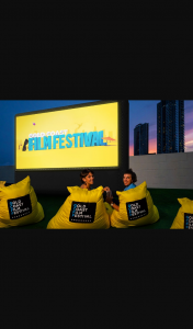 Must Do Brisbane – Win a Weekend at The Gold Coast Film Festival With a Night at Qt Hotel Gold Coast (prize valued at $527)