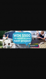 myGC – Win $500 to Spend In Store (prize valued at $1,500)