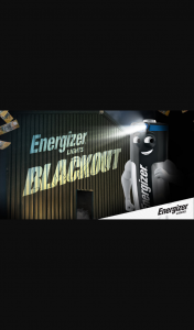 Nova Energizer Blackout Escape Room Challenge – Win One (1) Prize Each