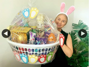 Paul Hill Realty – Win this Big Basket of Goodies Just In Time for Easter