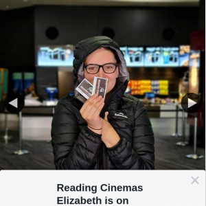 Reading Cinemas Elizabeth – Win a Double Pass to Downhill