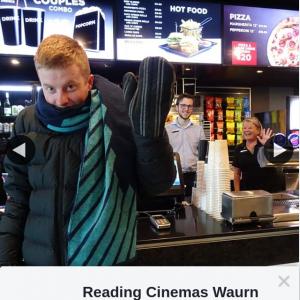 Reading Cinemas Waurn Ponds – Win a Downhill Double Pass
