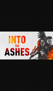 Screen Realm – Win One of Ten DVD Copies of Into The Ashes….