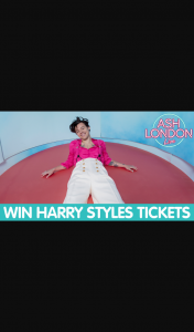 Southern Cross Austereo – Win Tickets to See Harry Styles Live