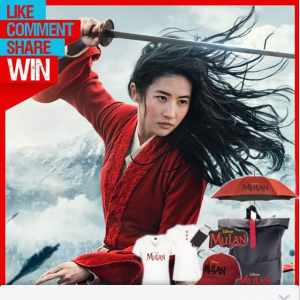 Stack Magazine – Win One of Five Mulan Prize Packs